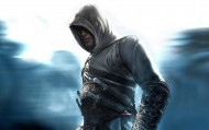 Snow assassins creed 3 connor kenway 1910x883 wallpaper Games